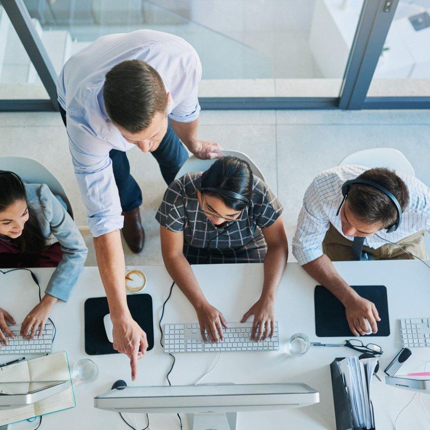 Teamwork Computer cursus